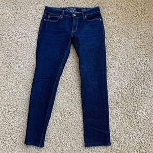 DL1961 Angel Dark Denim Jeans NWOT